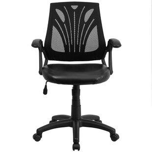 Winston Porter Hutcherson Mid-Back Mesh Desk Chair