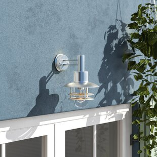 Sabatino 1 Light Wall Light By Sol 72 Outdoor