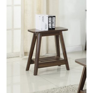 Halley End Table by Varick..