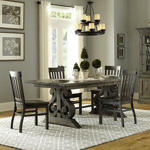Roswell Dining Table by One Allium Way