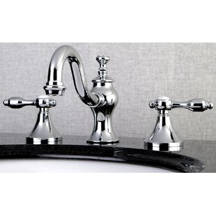 Kingston Brass Tudor Standard Bathroom Faucet with Drain Assembly