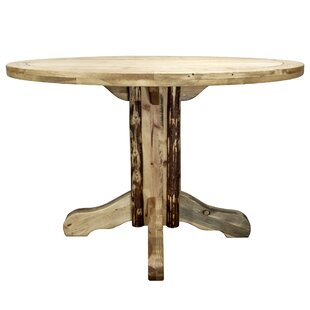 Shelley Patio Wooden Dining Table