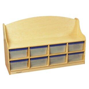Dulvert Reading Bench with Storage Compartment ByHarriet Bee