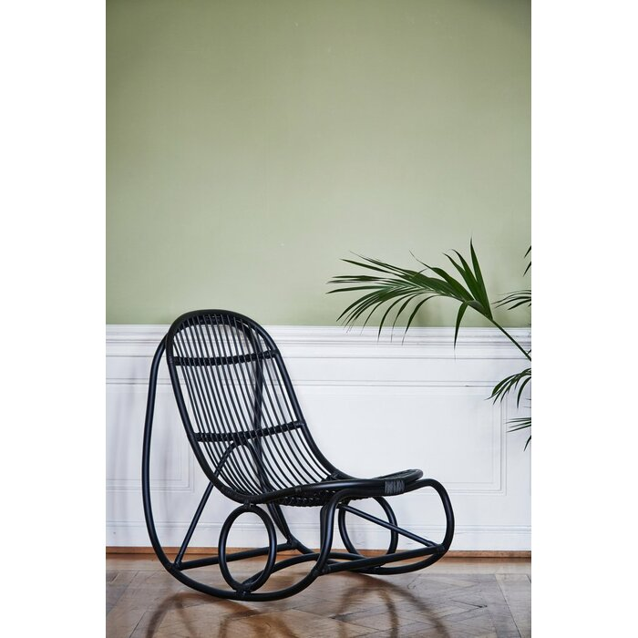 Swell Icons Nanna Ditzel Nanny Rocking Chair Dailytribune Chair Design For Home Dailytribuneorg