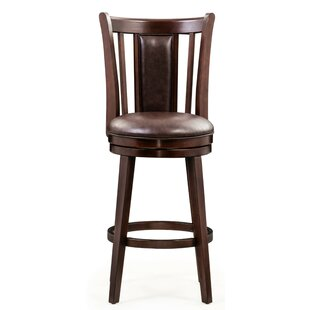 Sample 30 Swivel Bar Stool (Set Of 2) by Canora Grey New