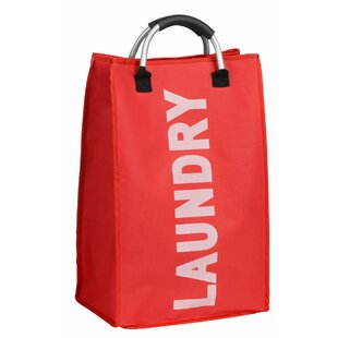 Laundry Bag With Writing By Belfry Bathroom