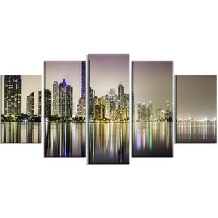 Gallery Wrapped Canvas Miami Wall Art You Ll Love In 2021 Wayfair