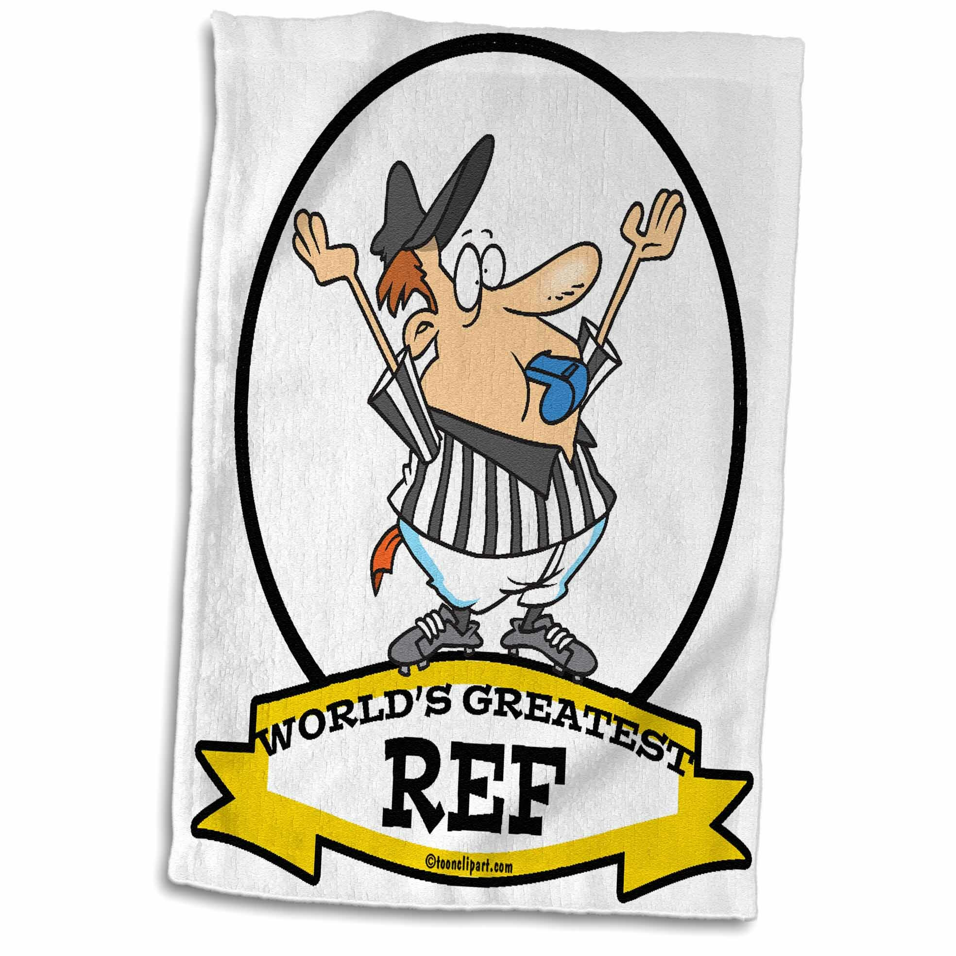 Symple Stuff Berrian Funny Worlds Greatest Ref Referee
