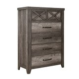 Muneeb 6 Drawer Chest by Gracie Oaks