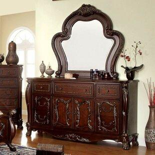 Genovese 7 Drawer Combo Dresser