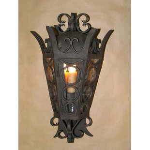 Omer 3-Light Outdoor Wall Lantern