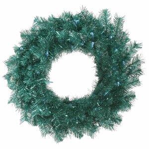 Tinsel Wreath
