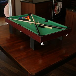 Read Reviews Birdsong 3' Pool Table By Freeport Park