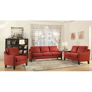 Bargain Hodgin Configurable Living Room Set by Red Barrel Studio Reviews (2019) & Buyer's Guide