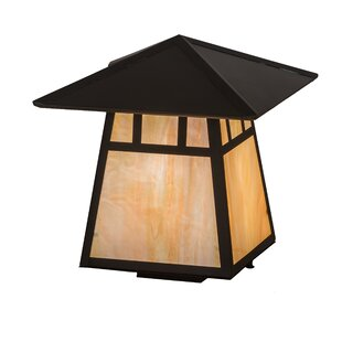 Loon Peak Wysocki 1-Light Deck Light