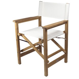 Addilyn Folding Director Chair