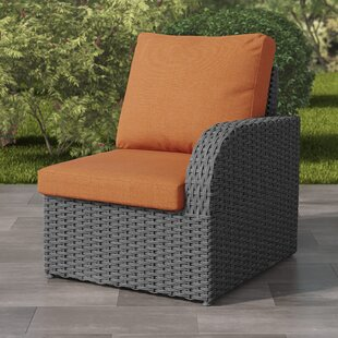 Rosecliff Heights Killingworth Patio Chair with Cushions
