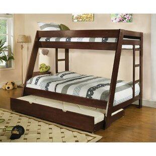 Sapien Twin Over Full Bunk Bed with Drawers