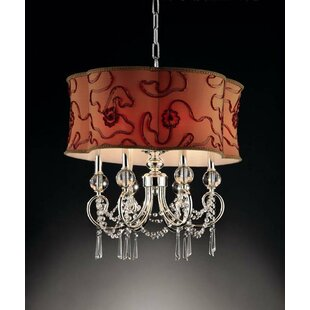 OK Lighting Amere 6-Light Pendant