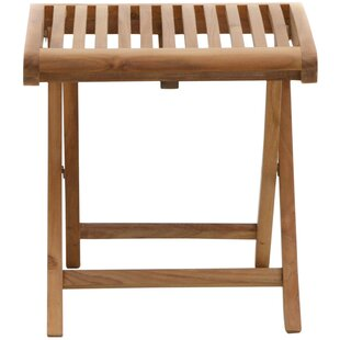 Review Rossiter Folding Stool