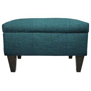 MJL Furniture Key Largo Storage Ottoman