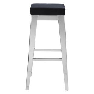 Earby 76cm Bar Stool By Canora Grey