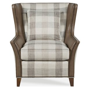 Landon Wingback Chair by Fairfield Chair