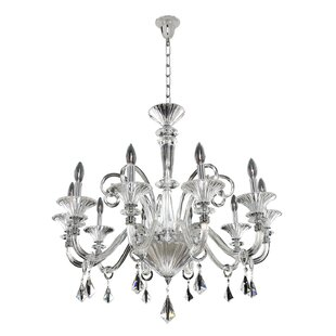 Allegri by Kalco Lighting Chauvet 10-Light Chandelier