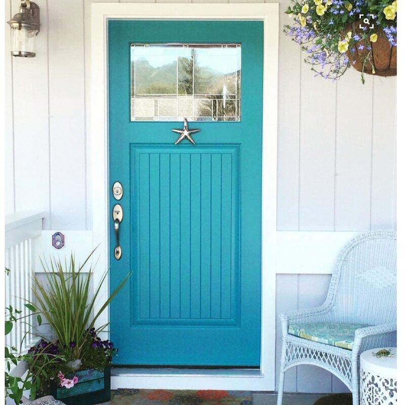 Incroyable Starfish Door Knocker