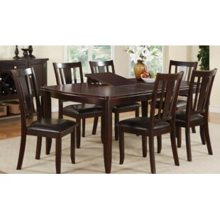 Annie 7 Piece Extendable Dining Set