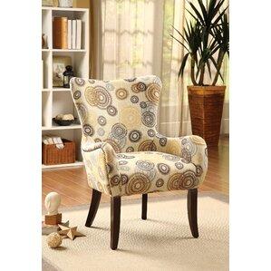 Gabir Fabric Armchair by ACME Furniture