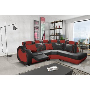 Astounding Fabric Corner Recliner Sofa Wayfair Co Uk Download Free Architecture Designs Sospemadebymaigaardcom