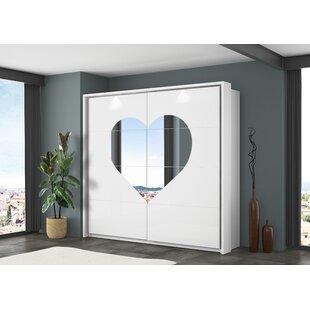 Selvidge 2 Door Sliding Wardrobe By Metro Lane