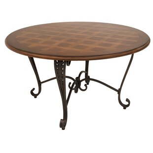 Alfred Dining Table by Fleur De Lis Living