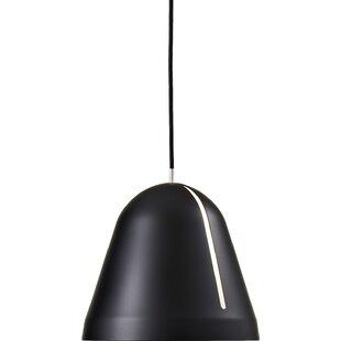 Tilt 1-Light Bowl Pendant