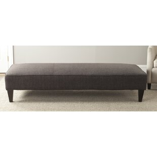 Nessa Upholstered Bench by Safavieh