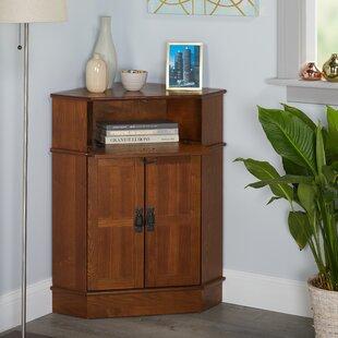 Gulley 2 Door Corner Cabinet