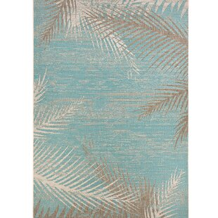 Odilia Tropical Palms Indoor/Outdoor Area Rug
