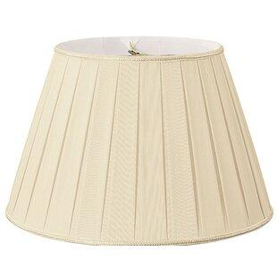 Best Choices 14.5 Silk/Shantung Empire Lamp Shade By Alcott Hill