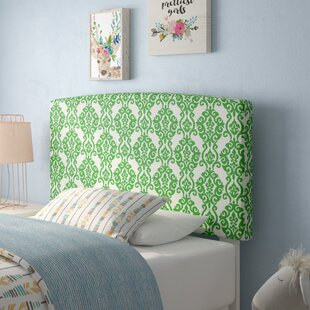 Racer Maximilliano Upholstered Panel Headboard by Viv + Rae