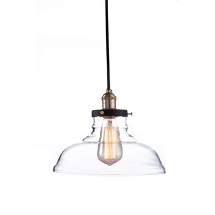 Lighting World 1-Light Dome Pendant
