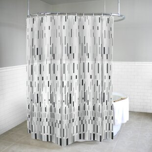 Sebastian EVA 5G Bar Vinyl Single Shower Curtain Liner