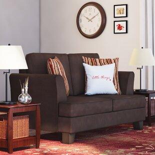 Antin Simmons Upholstery Loveseat Sofa Beed Sleeper