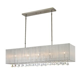 Lavanna 5-Light Kitchen Island Pendant by Mercer41