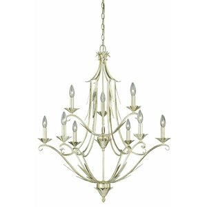 Austen 9-Light Candle-Style Chandelier