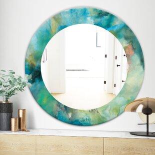 Interstellar Modern  Contemporary Mirror