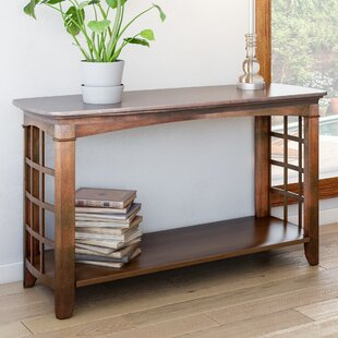 Peaslee Console Table By Alcott Hill
