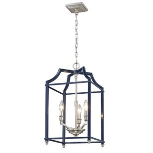 Darby Home Co Bartley Transitional 3-Light Foyer Pendant