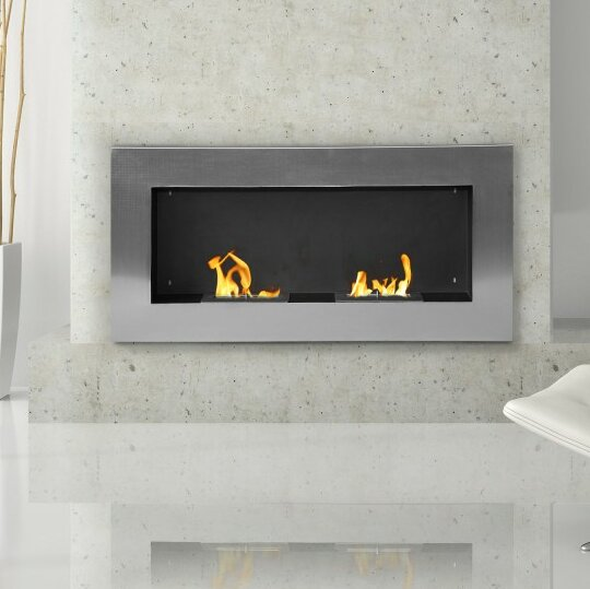 Belfry Heating Ethanol-Kamineinsatz Adamantine | Wayfair.de