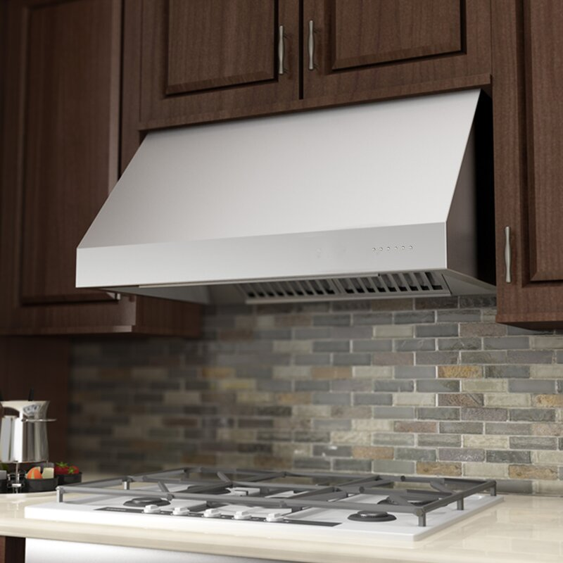42 1200 Cfm Ducted Under Cabinet Range Hood